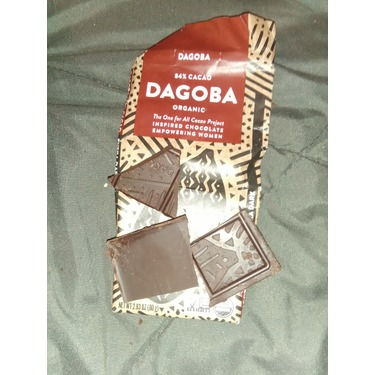 Dagoba Organic Chocolate