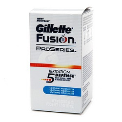Gilette Fusion ProSeries Irritation Defense 5
