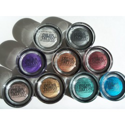 Maybelline Eye Studio Color Tattoo 24HR Cream Gel Eye Shadow