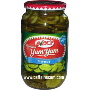 Bick's Yum Yum pickles