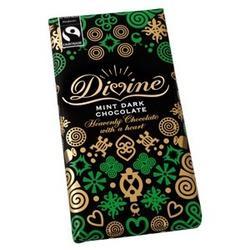 Divine Mint Dark Chocolate