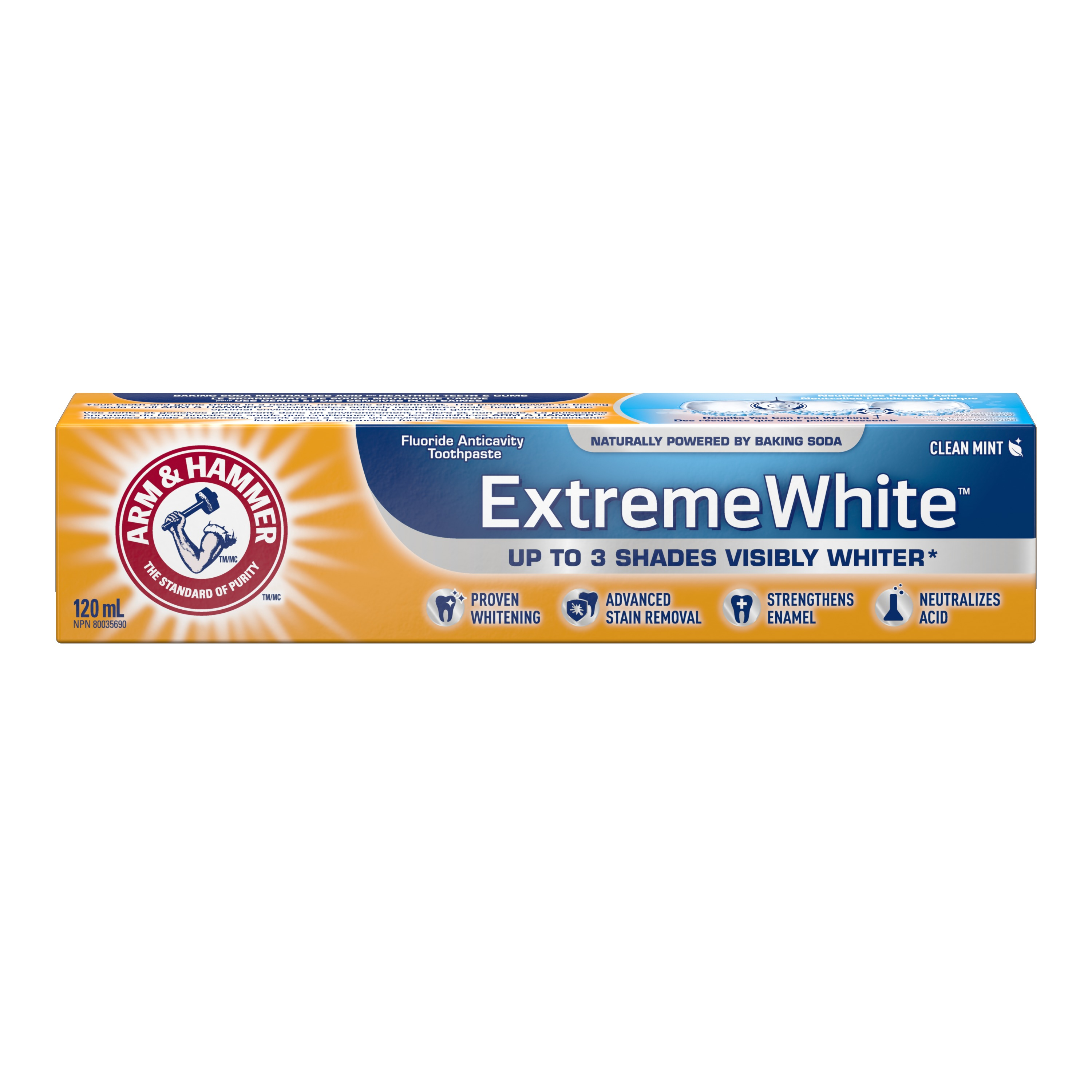 Arm Amp Hammer Extra Whitening Toothpaste Reviews In