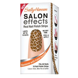 Sally Hansen Salon Effects Real Nail Polish Strips Kitty Kitty