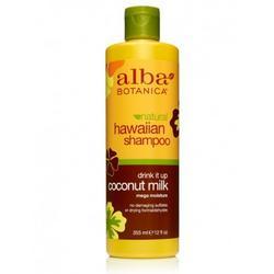 Alba Coconut Milk Shampoo