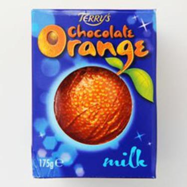 Terry's Chocolate Orange
