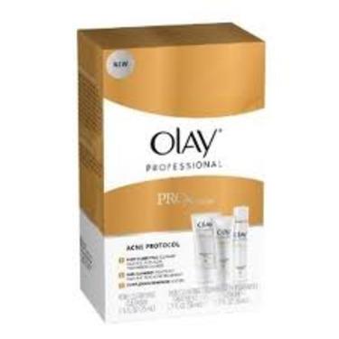 Olay Pro X Clear Acne Protocol