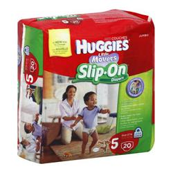 Huggies Little Movers Slip On Diaper Pants Reviews In