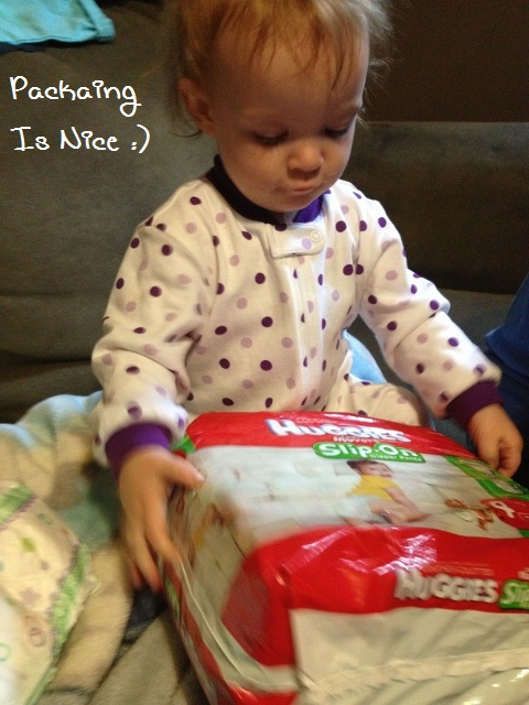 Huggies Little Movers Slip On Diaper Pants Reviews In