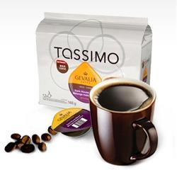 Tassimo Gevalia Kaffe T-cups