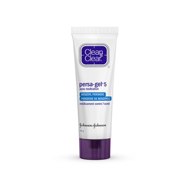 Clean & Clear persa-gel 5 acne medication