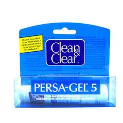 Clean & Clear persa-gel 5 acne medication