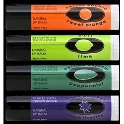Black Licorice Naural lip Balm Prairie Dawn