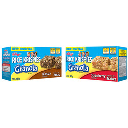 Rice Krispies Granola