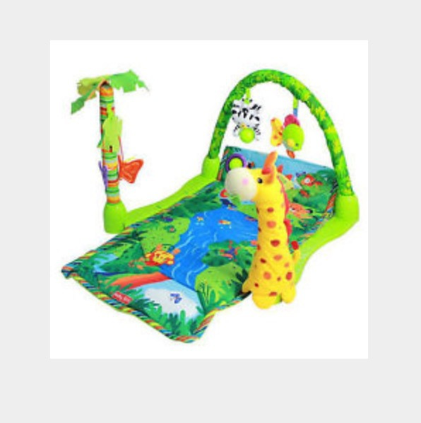 Fisher Price Jungle Play Mat Reviews In Baby Gear Gyms