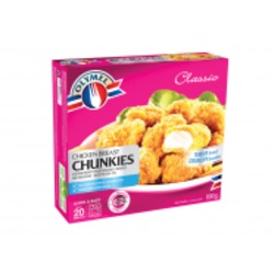 Olymel chicken chunkies
