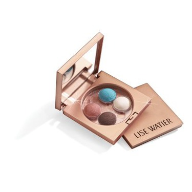 Lise Watier La Toscana Eye Shadow Quartet in Mer