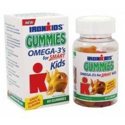Ironkids gummies