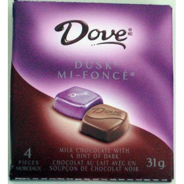 Dove Dusk Chocolate