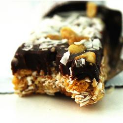 Kashi TLC Dark Chocolate Coconut Granola Bar