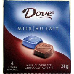 Dove Milk Chocolate