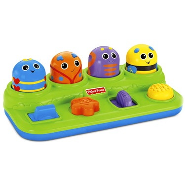 Fisher Price Boppin Activity Bugs