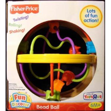 Fisher-Price Fun to Discover Bead Ball