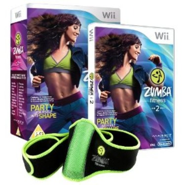 Zumba Fitness 2 for Wii