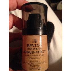 Revlon PhotoReady Airbrush Mousse Foundation