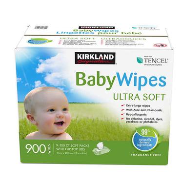 Kirkland Baby Wipes