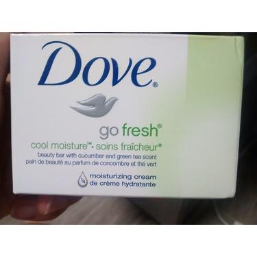 Dove Go Fresh Cool Moisture Beauty Bar