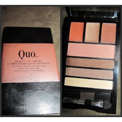 Quo Beauty On The Go Palette