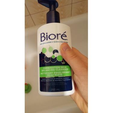 Bioré Combination Skin Balancing Cleanser
