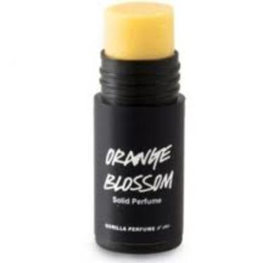 LUSH Orange Blossom Solid Perfume