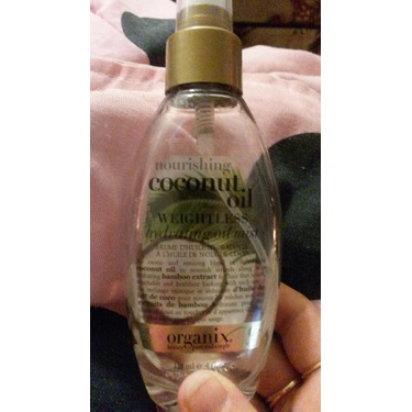 Organix Coconut Milk Anti-Breakge Serum