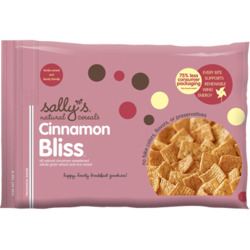 Sally's Cereal Cinnamon Bliss
