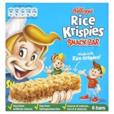 Rice Krispies Snack Bars