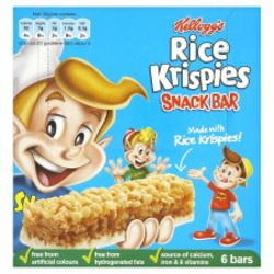 Rice Krispies Snack Bars