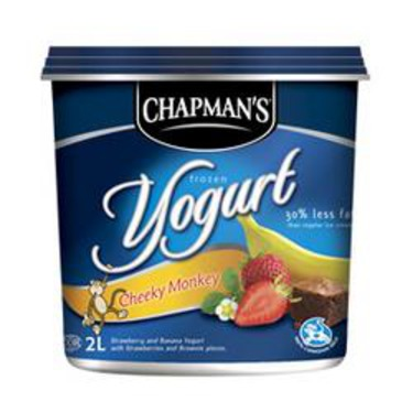 Chapman's Frozen Yogurt