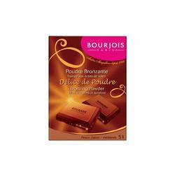 Bourjois Paris Delice de Poudre Bronzing Powder