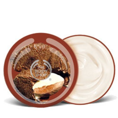The Body Shop Brazil Nut Body Butter