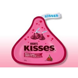 Hershey's Kisses Cherry Cordial