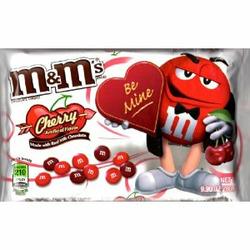 M&M;'s Valentine's Day Candies, Cherry Chocolate