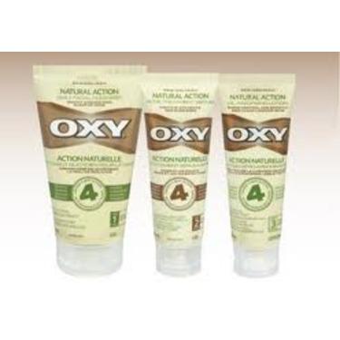 Oxy Natural Action Face wash