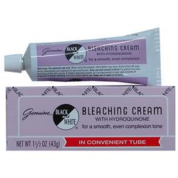 Black & White Bleaching Cream
