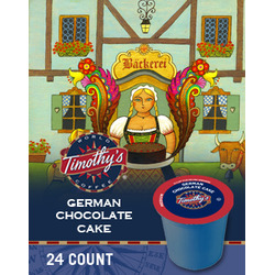 Timothys German Chocolate Cake Coffee