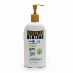 Gold Bond Ultimate -Restoring CoQ10 lotion