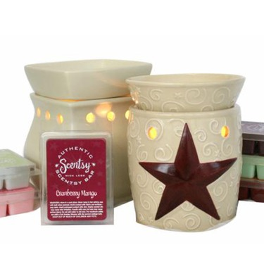 Scentsy Wickless Candles