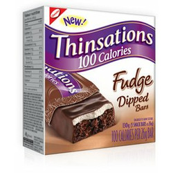 Thinsations Fudge Dipped Bar