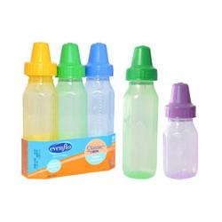 EvenFlo Light Tint Polypropylene Bottles