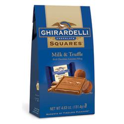 Ghirardelli Milk & Truffle Chocolates